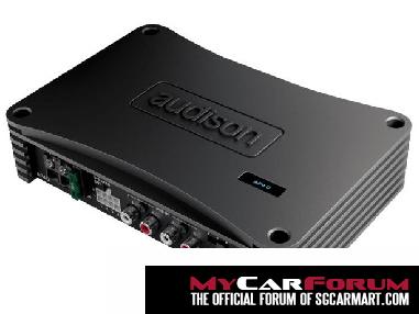 Audison AP4 D Multi-channel Amplifier