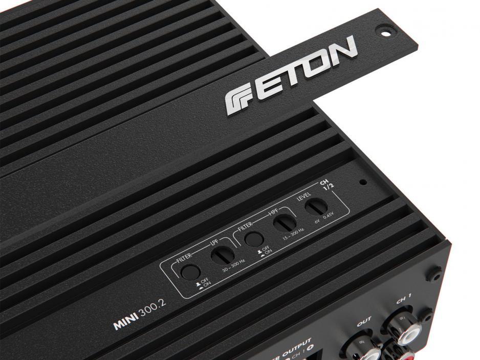 Eton Mini 300.2 2-channel Amplifier