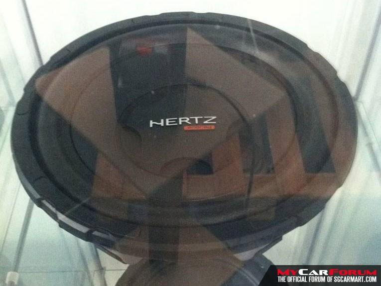 Hertz Energy ES 250 D 10