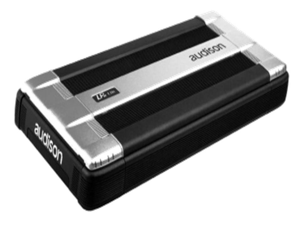 Audison LRx 1.1 k 1-Ch Amplifier (With Hertz ES 300D Subwoofer)