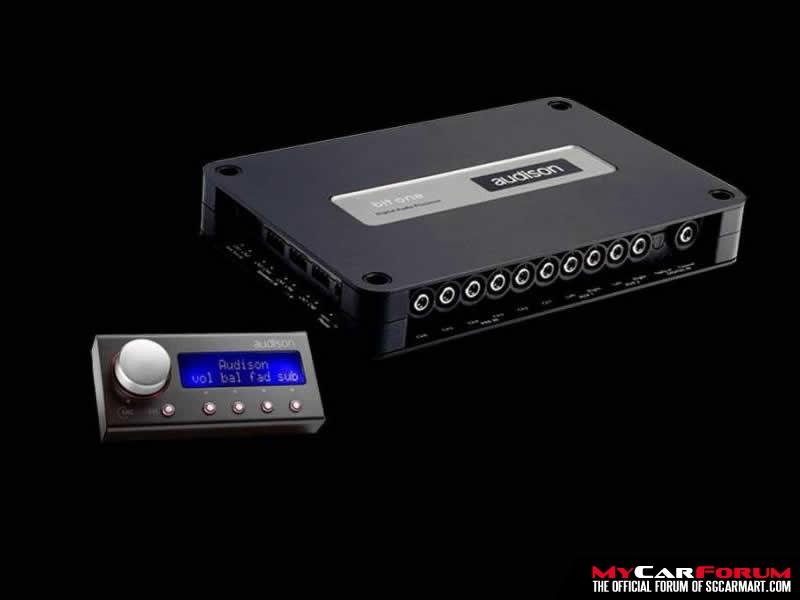 Audison Bit One Processor (With Digital Remote)