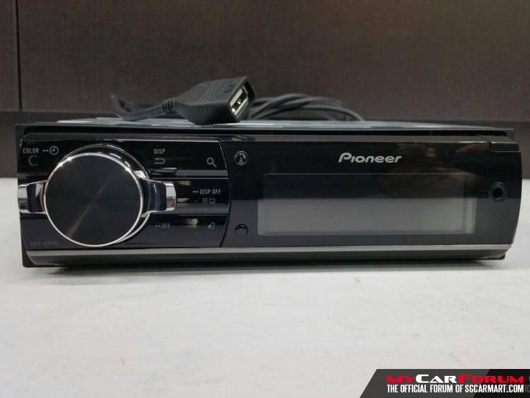 pioneer deh 80prs cd receiver for sale mcf marketplace. Black Bedroom Furniture Sets. Home Design Ideas