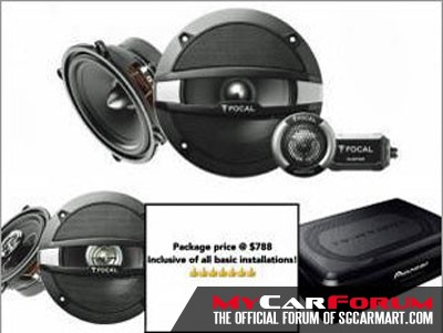 Cool Surround with Focal Auditor Speaker