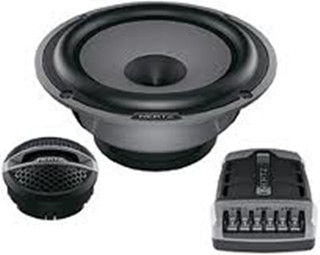 Hertz HSK 165 Component Speakers