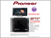Pioneer AVH-X8550BT DVD Player (With FLI Audio FU360.2 Amplifier)
