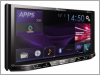 "Pioneer AVH-X595BT 7"" WVGA Touchscreen Display Bluetooth DVD Player (With HD Reverse Camera)"