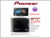 Pioneer AVH-X4650DVD DVD Player(With FLI Audio FU360.2 Amplifier)