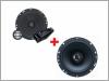 German Maestro AC 6511 Coaxial Speakers(With German Maestro CS 6508 IV Component Speakers)