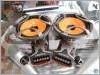 Hertz ESK 165 Component Speakers (With Hertz HE4 Amplifier)