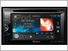 Pioneer AVH-X1550DVD DVD Player (With Rearview Camera)
