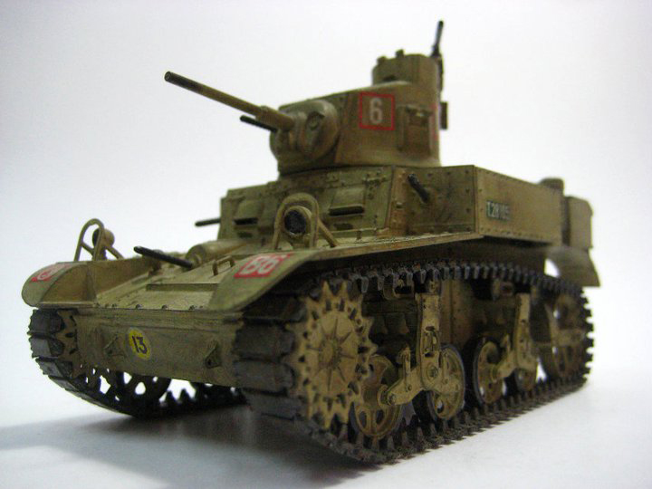 Academy 1 35 Ww2 M3 Stuart Tank For Sale Mcf Marketplace