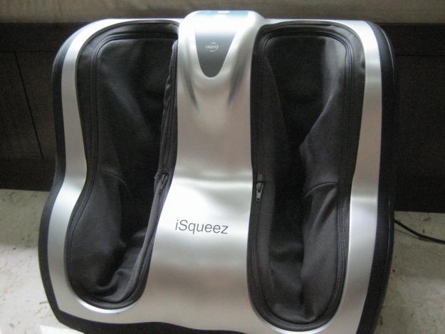 OSIM® uSqueez® App-Controlled Foot & Calf Massager