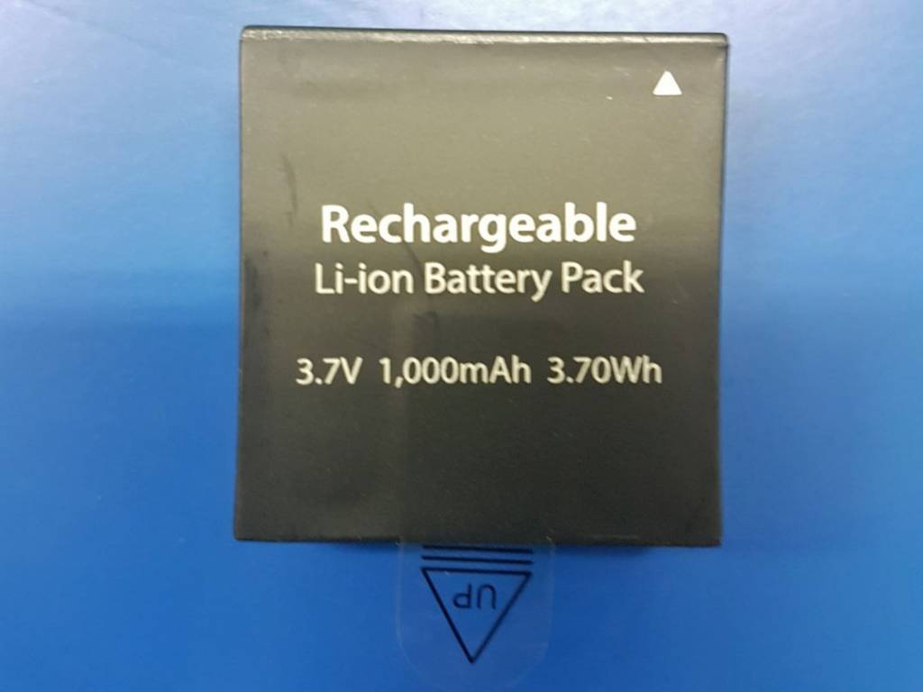 ISAW Rechargeable Battery for iSAW Action Camera