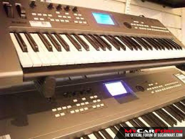 Used Yamaha Keyboard For Sale Singapore