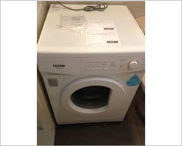 kuche wf7100w front load washing machine for sale mcf