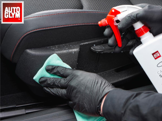 Autoglym Carbon Shield Coating Interior Package