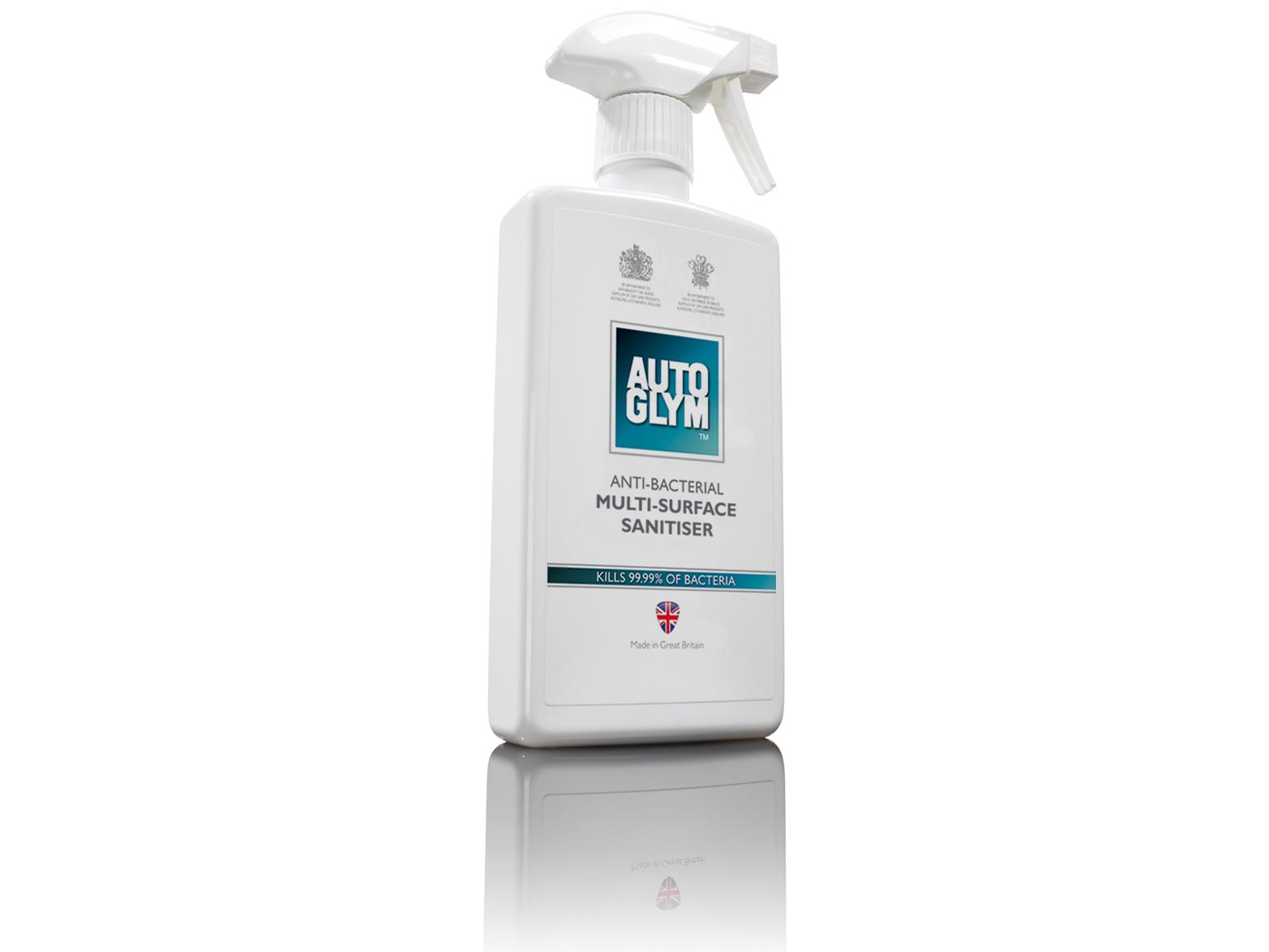 Autoglym Multi-Surface Sanitiser (500ml)