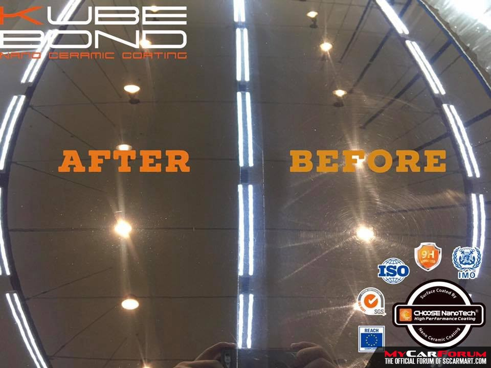 New Age Paint Correction