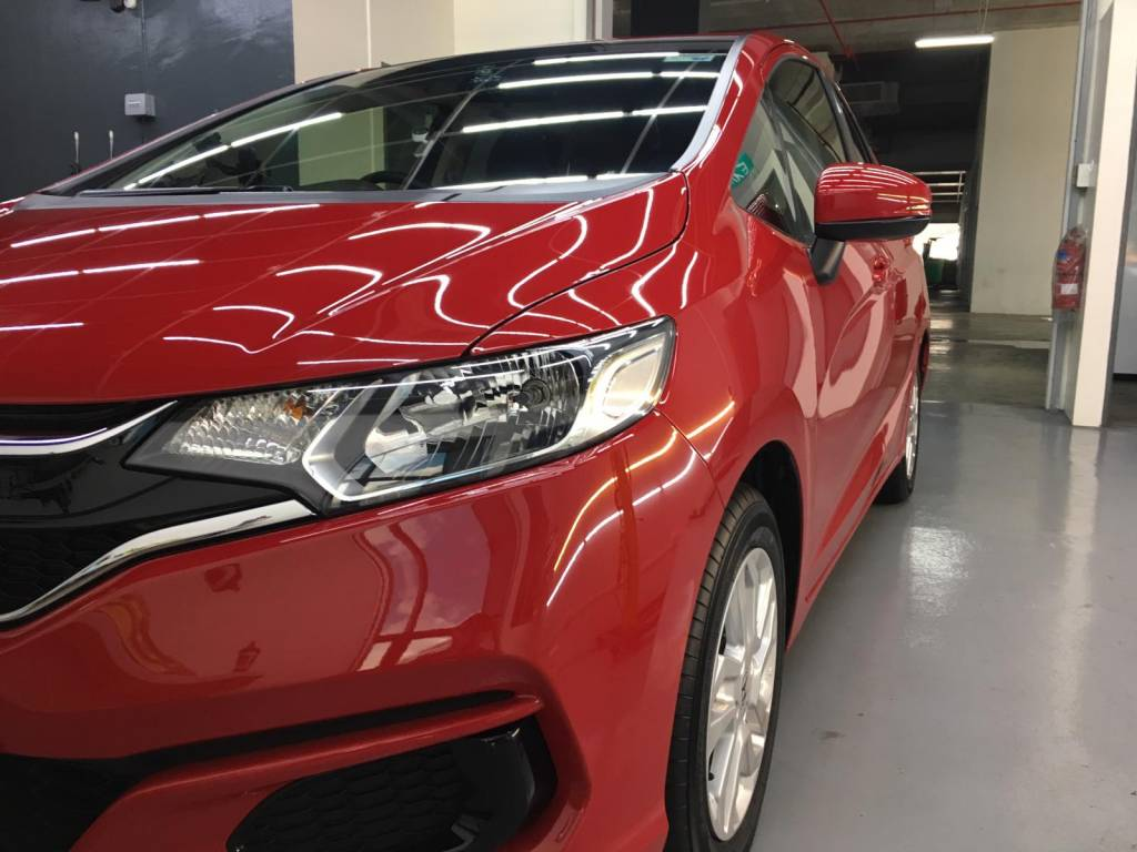 9H Japanese Ceramic Coating Treatment